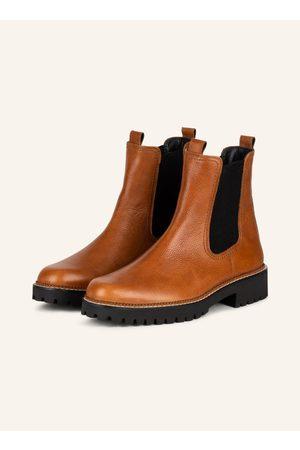 Paul Green Damen Stiefeletten - Chelsea-Boots