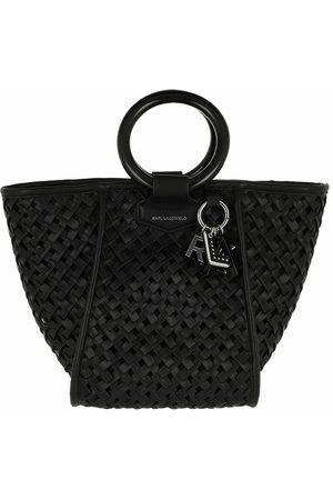 Karl Lagerfeld Damen Handtaschen - Tote Bags Basket Top Handle - in - Henkeltasche für Damen