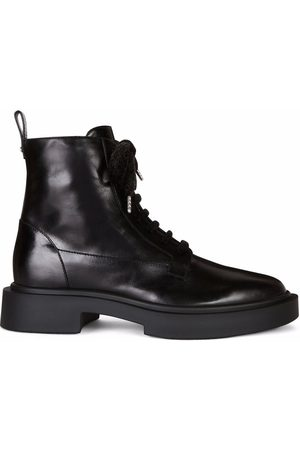 Giuseppe Zanotti Herren Stiefel - Achille lace-up ankle boots