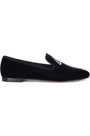 Giuseppe Zanotti G-Dalila crystal-embellished loafers