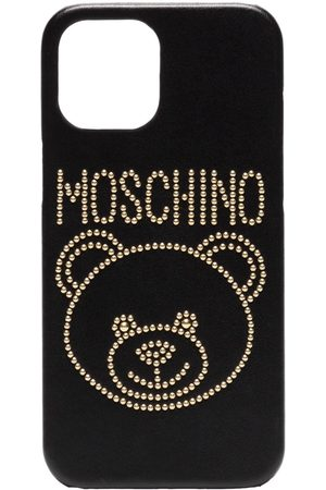 Moschino MOSC TEDDY IPHONE 12 PRO MAX CASE