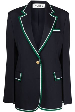 MONSE Damen Blazer & Sakkos - Prep School cape blazer