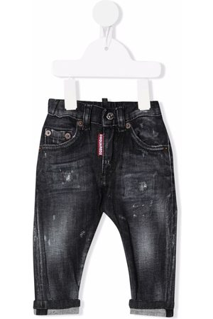 Dsquared2 Baby Jeans - Distressed skinny jeans