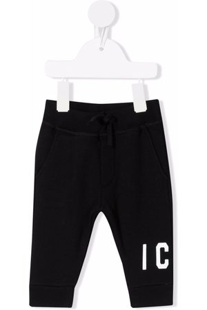 Dsquared2 Hosen & Jeans - Icon cotton track trousers