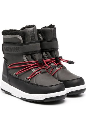 Moon Boot Waterproof touch-strap boots