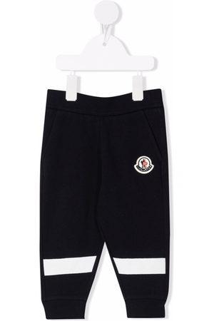 Moncler Baby Leggings & Treggings - Logo-patch track pants