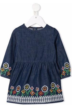 Stella McCartney Baby embroidered tunic dress