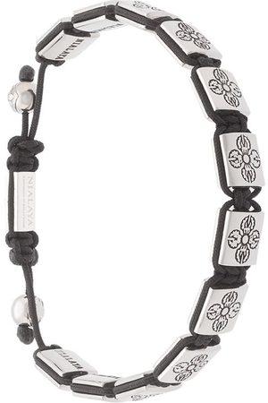 Nialaya Herren Armbänder - Dorje beaded bracelet