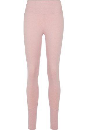 Dorothee Schumacher Damen Leggings & Treggings - High-Rise Leggings Cotton Comfort