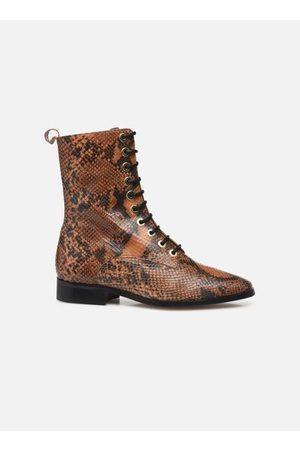 Sarenza Damen Stiefeletten - Modern 50's Boots #1 by