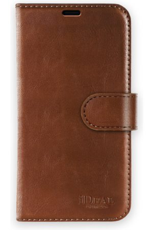 Ideal of sweden Magnet Wallet+ Galaxy S10E Brown