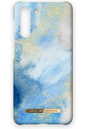 IDEAL OF SWEDEN Fashion Case Galaxy S21 Ocean Shimmer