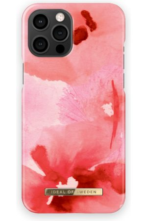 Ideal of sweden Fashion Case iPhone 12 Pro MAX Coral Blush Floral
