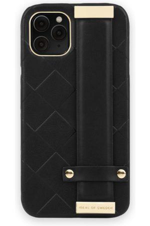 Ideal of sweden Statement Case iPhone 11 Pro Braided Smooth Noir