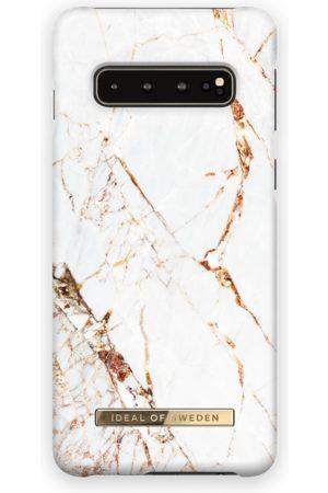 Ideal of sweden Fashion Case Galaxy S10 Carrara Gold