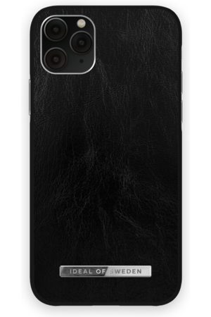 Ideal of sweden Atelier Case iPhone 11 Pro Glossy Black Silver