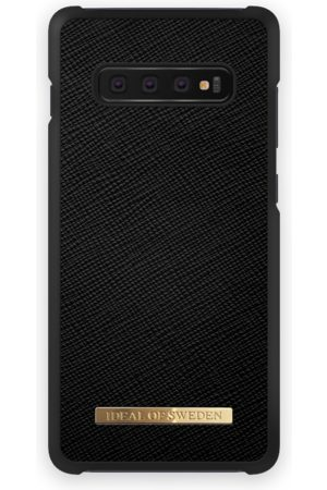 Ideal of sweden Saffiano Case Galaxy S10+ Black