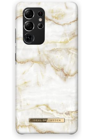 Ideal of sweden Fashion Case Galaxy S21 Ultra Golden Pearl Marble