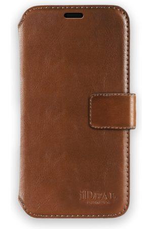 Ideal of sweden STHLM Wallet Galaxy S8 Plus Brown