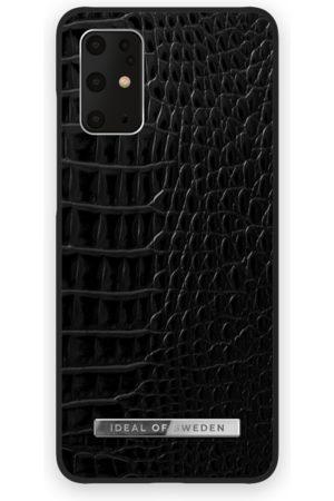 Ideal of sweden Atelier Case Galaxy S20 Plus Neo Noir Croco Silver