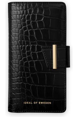 Ideal of sweden Cora Phone Wallet iPhone 11 Pro Max Jet Black Croco