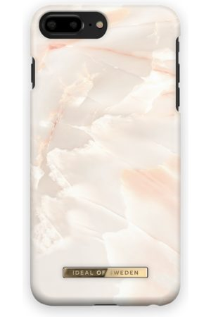 Ideal of sweden Fashion Case iPhone 8 Plus Rose Pearl Marble