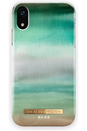 Ideal of sweden Fashion Case NA-KD iPhone XR Emerald Sky