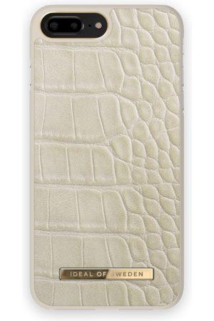 Ideal of sweden Atelier Case iPhone 8 P Caramel Croco