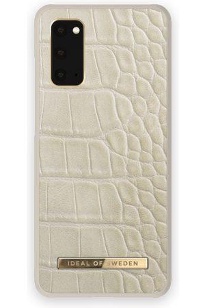 Ideal of sweden Atelier Case Galaxy S20 Caramel Croco
