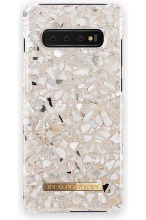 Ideal of sweden Fashion Case Galaxy S10+ Greige Terazzo
