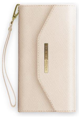 Ideal of sweden Mayfair Clutch iPhone XR Beige