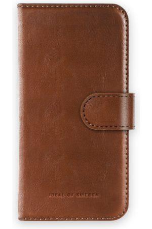 Ideal of sweden Magnet Wallet+ iPhone X Brown