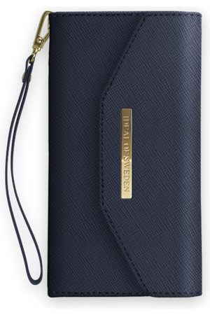 Ideal of sweden Mayfair Clutch iPhone Xs Max Navy