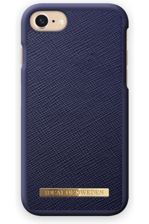 Ideal of sweden Saffiano Case iPhone 7 Navy
