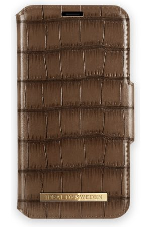 Ideal of sweden Capri Wallet Galaxy S10+ Brown