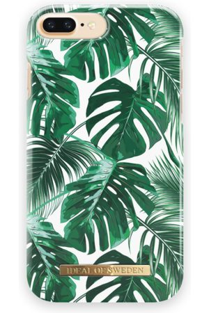 Ideal of sweden Fashion Case iPhone 8 Plus Monstera Jungle