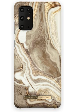 Ideal of sweden Fashion Case Galaxy S20+ Golden sand marble