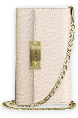 Ideal of sweden Kensington Clutch iPhone XR Beige