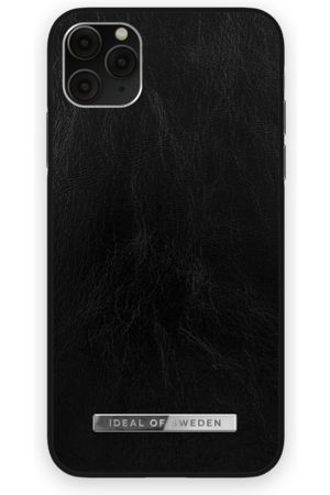 Ideal of sweden Atelier Case iPhone 11 Pro Max Glossy Black Silver