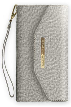 Ideal of sweden Mayfair Clutch iPhone 8 Light Grey