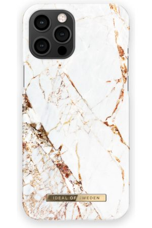 Ideal of sweden Fashion Case iPhone 12 Pro Max Carrara Gold