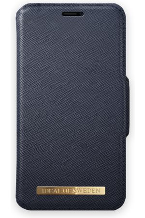 Ideal of sweden Fashion Wallet iPhone Xs Max Navy