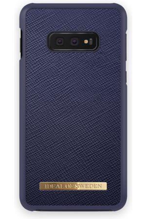 Ideal of sweden Saffiano Case Galaxy S10E Navy