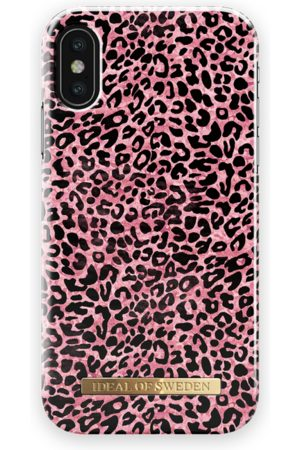 Ideal of sweden Fashion Case iPhone X Lush Leopard