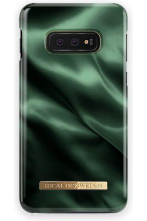 Ideal of sweden Fashion Case Galaxy S10E Emerald Satin