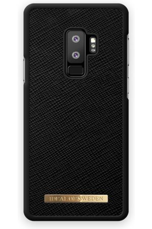 Ideal of sweden Saffiano Case Galaxy S9 Plus Black