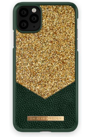 Ideal of sweden Fashion Case Glimmer iPhone 11 PRO MAX Emerald
