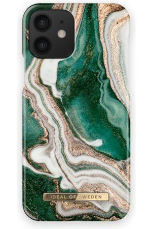 Ideal of sweden Herren Handy - Fashion Case iPhone 12 Golden Jade Marble