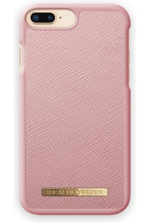 Ideal of sweden Saffiano Case iPhone 7 Plus Pink