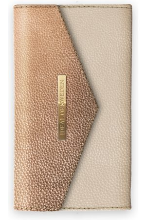 Ideal of sweden Mayfair Clutch LH iPhone 6/6s Golden Pebbled